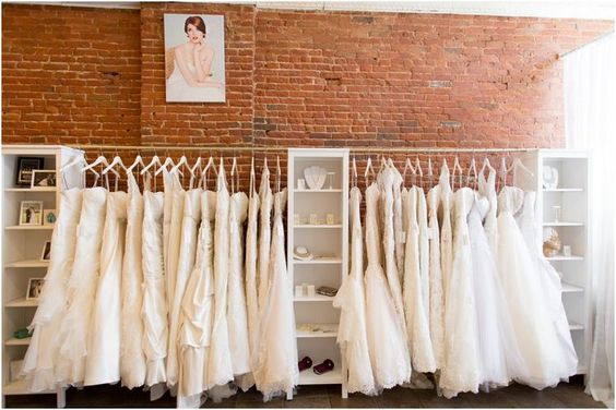 16 Suggestions for Hassle Free Wedding Dress Shopping DaVinci